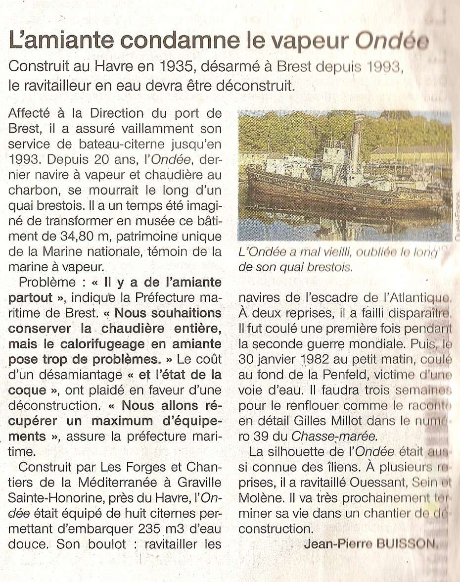 ONDÉE (CITERNE A EAU) - Page 3 Numari19
