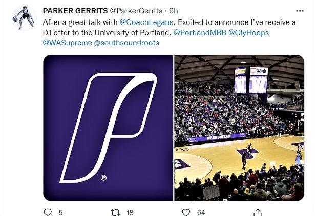 2023 Recruiting Gerrit10