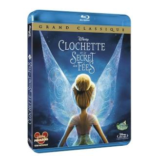 [BD + DVD] Clochette et Le Secret des Fées (13 février 2013) - Page 3 71hi3d11