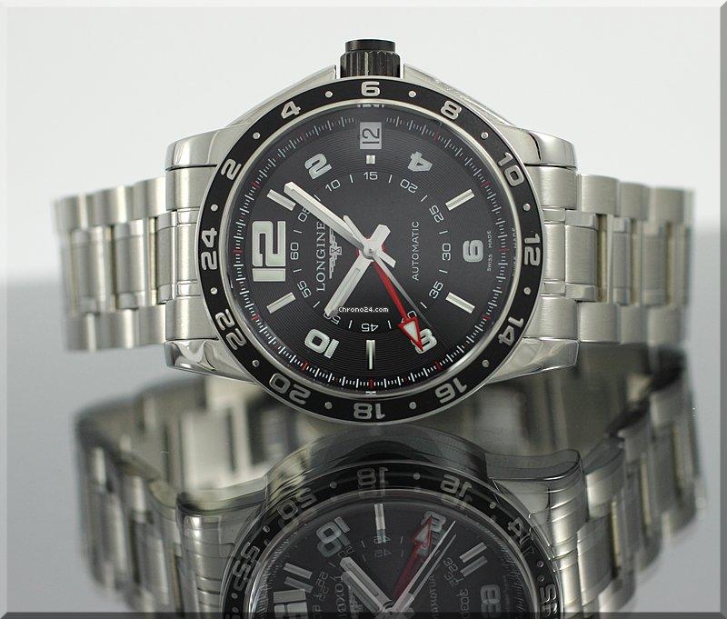 Longines - Votre avis sur cette Longines Admiral GMT 22288110