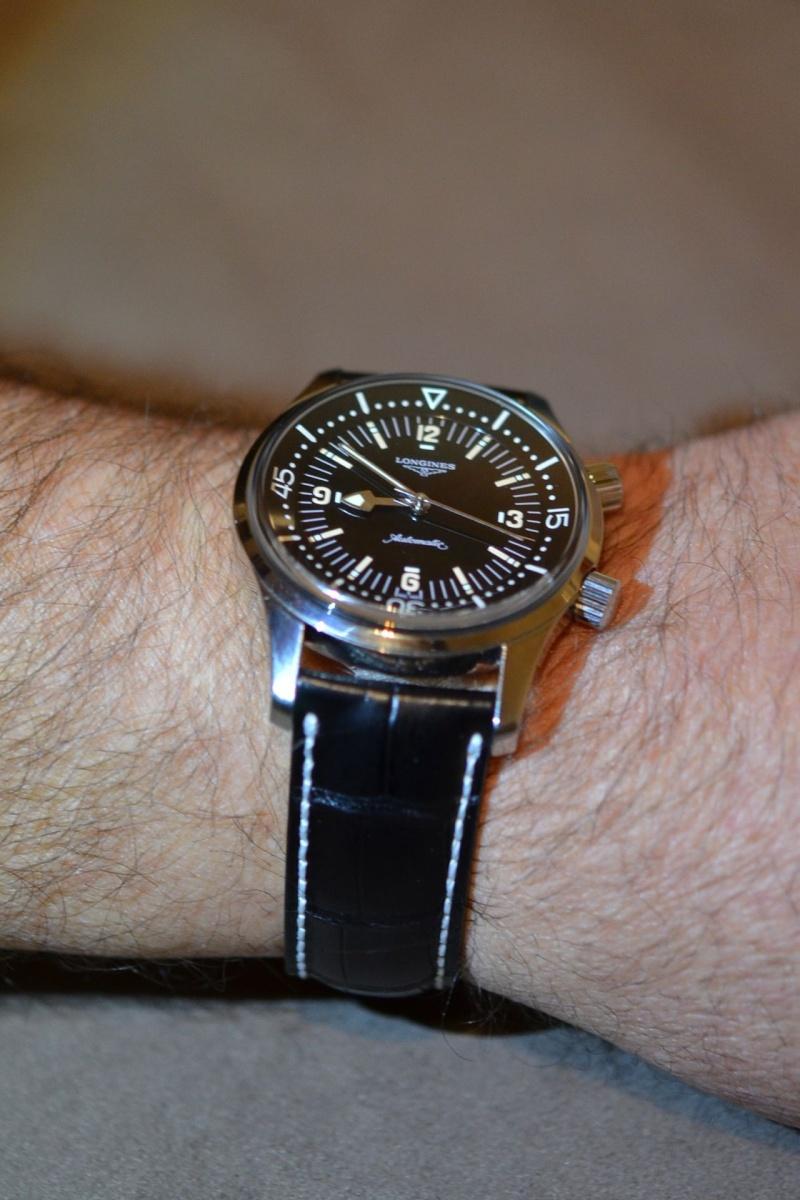 Longines - Longines Diver Bracelet jean Rousseau Dsc_1214