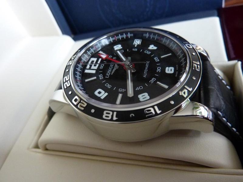 Longines - Votre avis sur cette Longines Admiral GMT P1000811