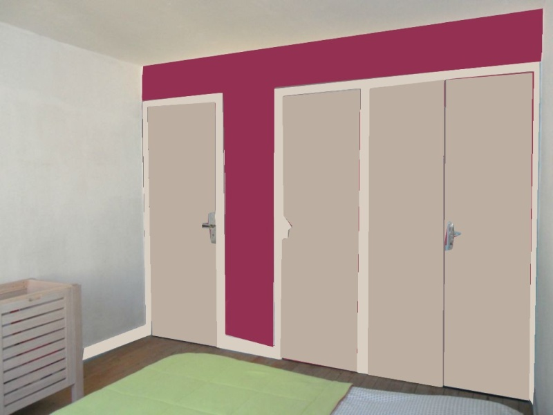 Perdue dans toutes les couleurs à choisir dans notre maison en rénovation, besoin d'aide pour le bureau ... Buro_211