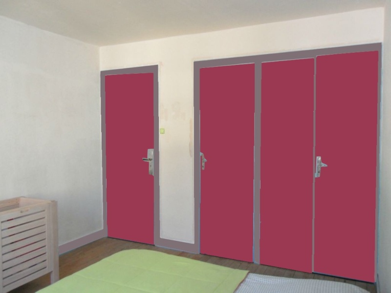 Perdue dans toutes les couleurs à choisir dans notre maison en rénovation, besoin d'aide pour le bureau ... Buro_212