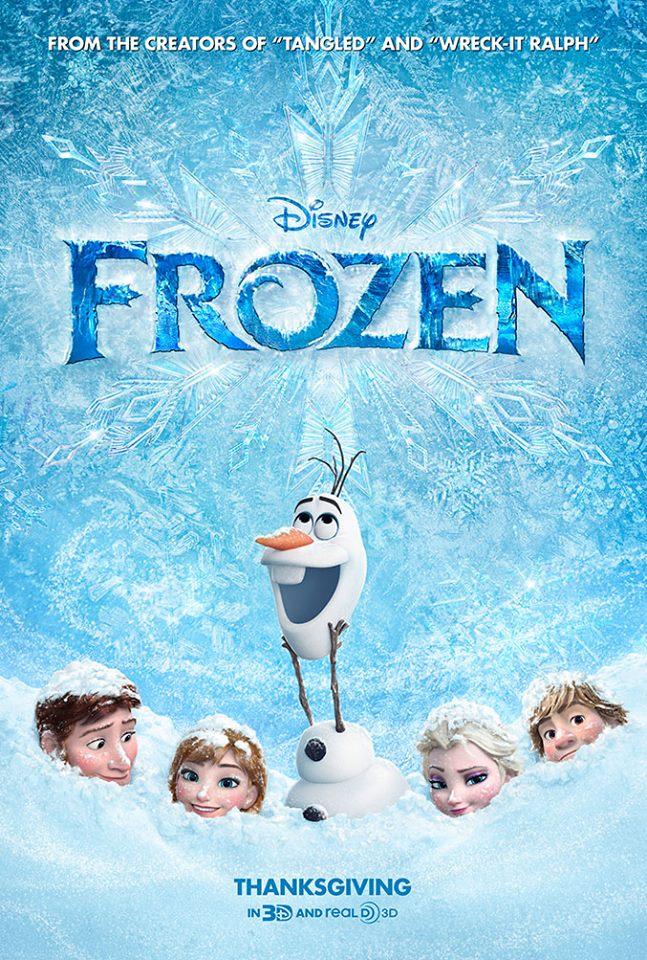 [Walt Disney] La Reine des Neiges (2013) - Sujet d'avant-sortie - Page 5 Frozen27