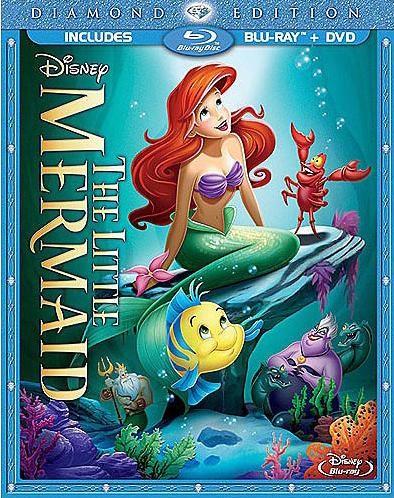[DVD & Blu-Ray Disc] La petite sirène (Octobre 2013) Sans_t11