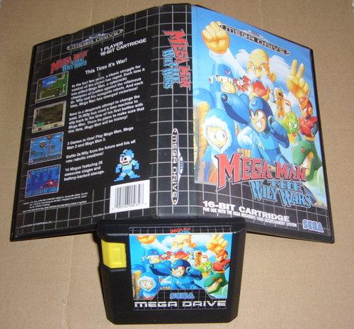 Megaman Megadrive Megama10