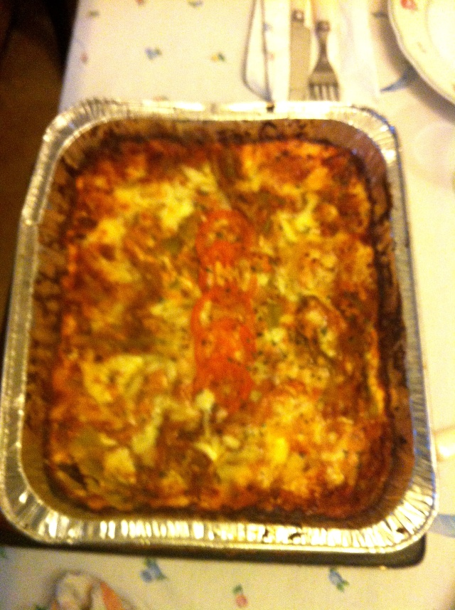 The ONLY Lasagna recipe you'll ever need! Photo11