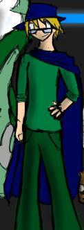 Ghost Trick Phantom Detective: Poltergeist RP Miles10