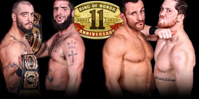ROH 11th Anniversary du 02/03/2013 11thbr10