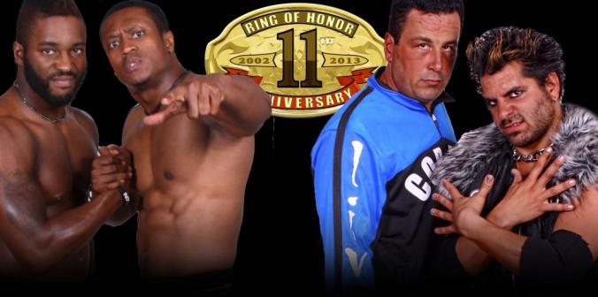 ROH 11th Anniversary du 02/03/2013 11thcc10