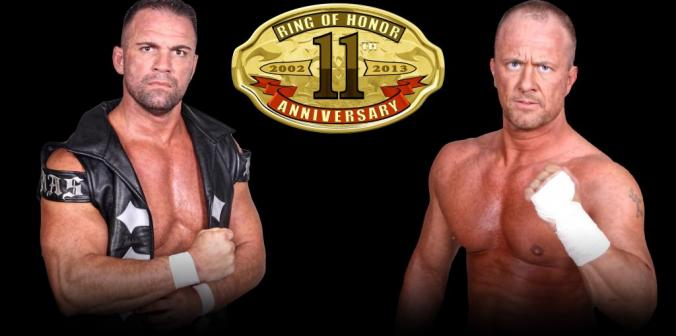 ROH 11th Anniversary du 02/03/2013 11thha10
