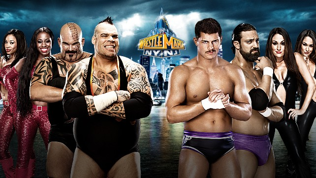 WWE Wrestlemania du 07/04/2013 20130318
