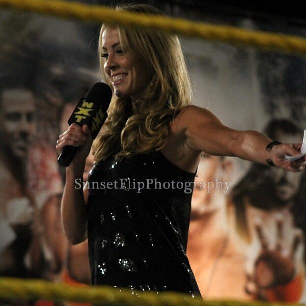 [Contrat] Une nouvelle Diva à la WWE 40d61110