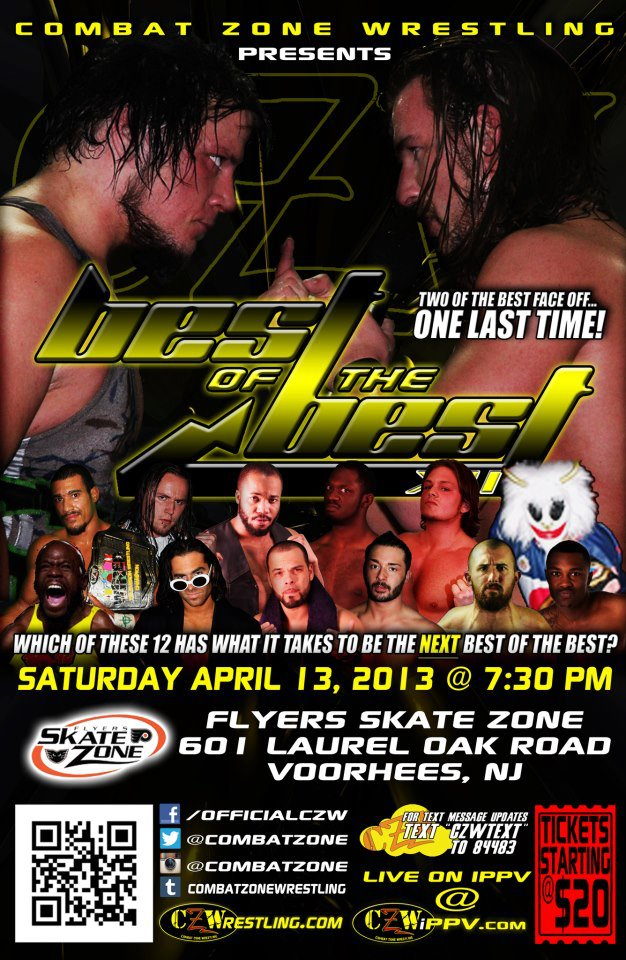 CZW Best of the Best 12 du 13/04/2013 57947410