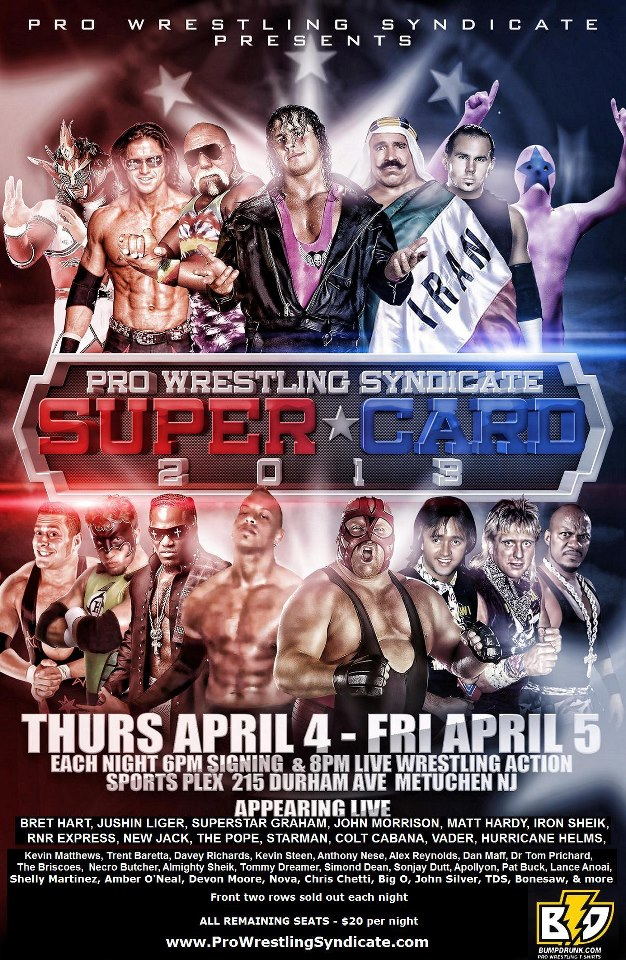 PWS Super Card 2013 Night 1 - 04/04/2013 58184210