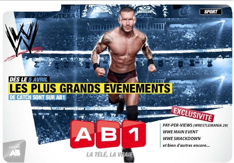 [Divers] Les PPV de la WWE sur une chaine française ! Ab110