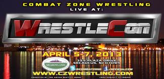 CZW at WrestleCon du 5/04/2013 Czw04010