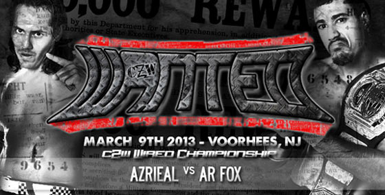 CZW Wanted du 09/03/2013 Foxvsa10