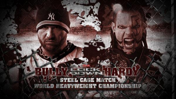 TNA Lockdown du 10/03/2013 Lockdo11