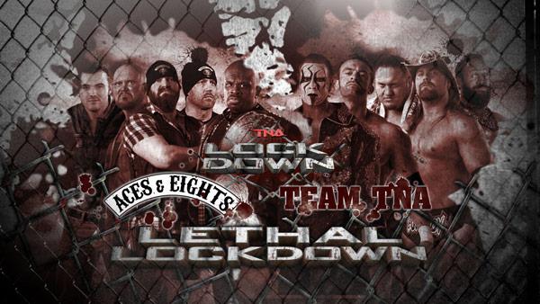 TNA Lockdown du 10/03/2013 Lockdo12