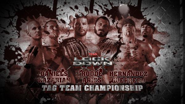 TNA Lockdown du 10/03/2013 Lockdo13