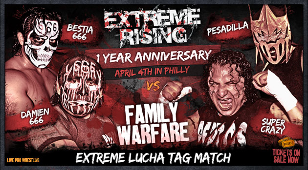 Extreme Rising 1 Year Anniversary du 4/04/2013 Luchat10