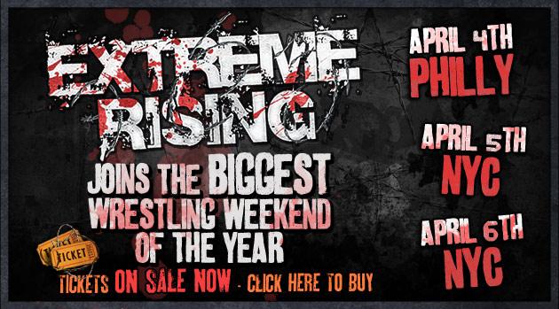 Extreme Rising 1 Year Anniversary du 4/04/2013 Maniaw10