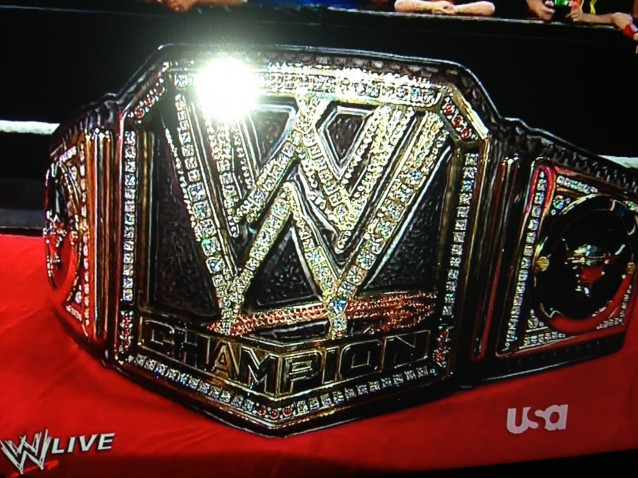 [Divers] Nouvelle ceinture à la WWE Photo410