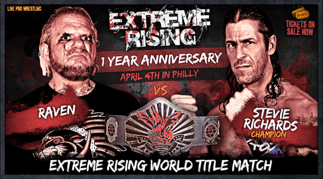 Extreme Rising 1 Year Anniversary du 4/04/2013 Raven-11