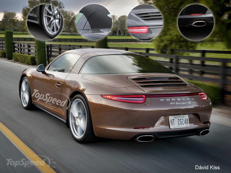 Ruf Roadster : 911 Targa néo-rétro, rétro-néo 2014-p10