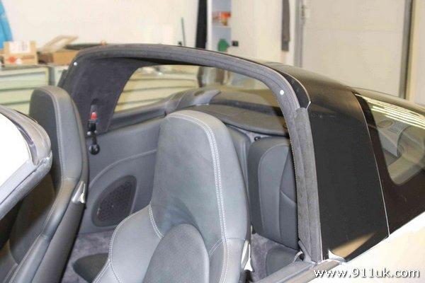 Une 911 Targa rétro-style 997tar14