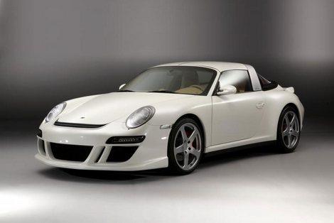 Ruf Roadster : 911 Targa néo-rétro, rétro-néo Ruf-ro10