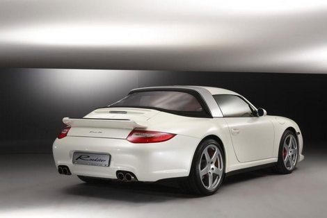 Ruf Roadster : 911 Targa néo-rétro, rétro-néo Ruf-ro11