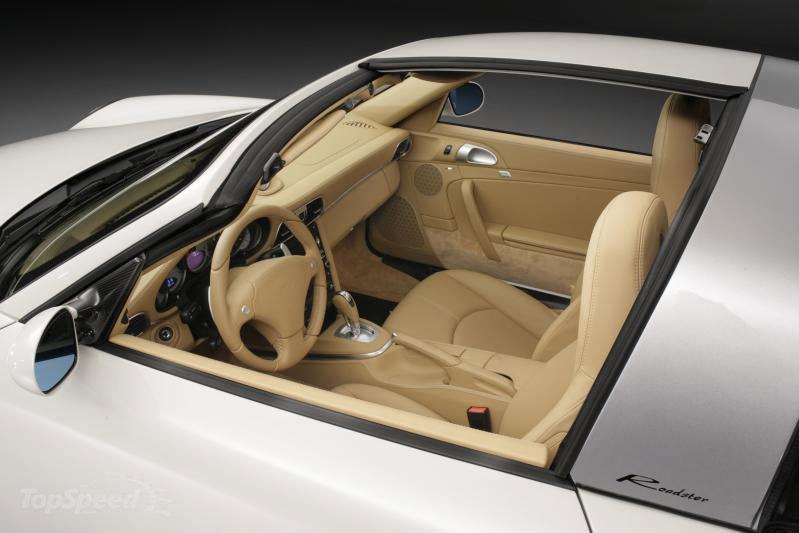 Ruf Roadster : 911 Targa néo-rétro, rétro-néo Ruf-ro14