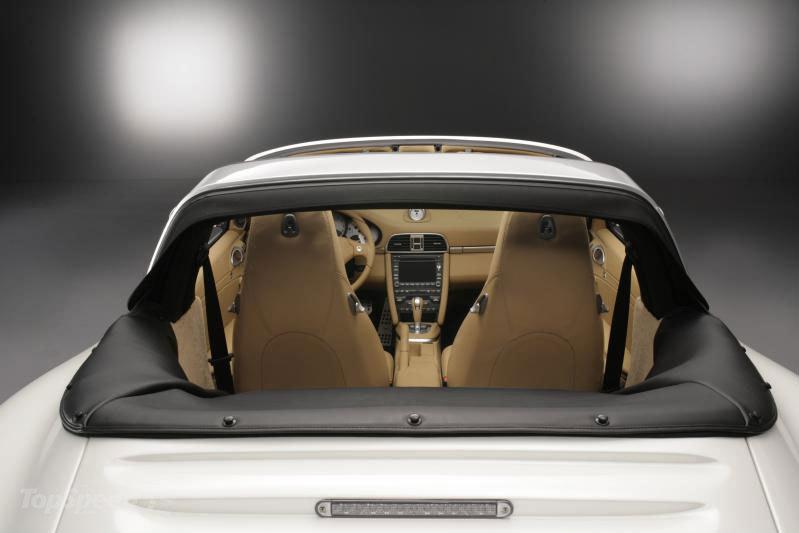 Ruf Roadster : 911 Targa néo-rétro, rétro-néo Ruf-ro15