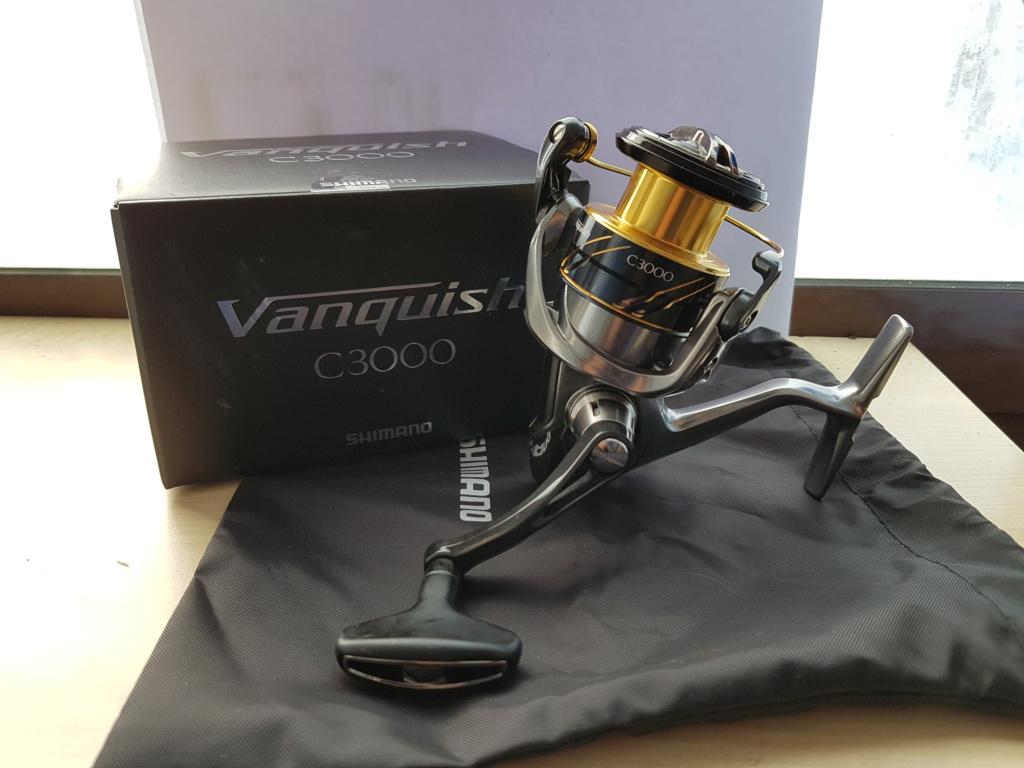 [Vendo][scambio]shimano vanquish c3000 shimano stella 5000 swa 20181110