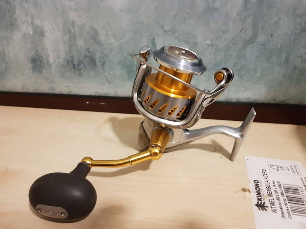 [Vendo] shimano stella 5000 swa 20181114