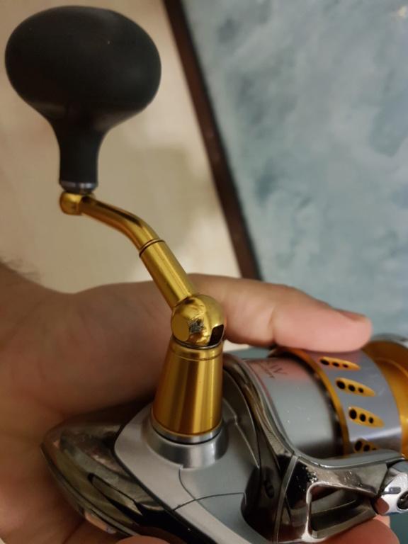 [Vendo] shimano stella 5000 swa 20181115