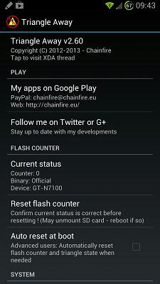 [TUTO] Remettre son Galaxy Note 2 d'origine (android 4.2) 2013-011