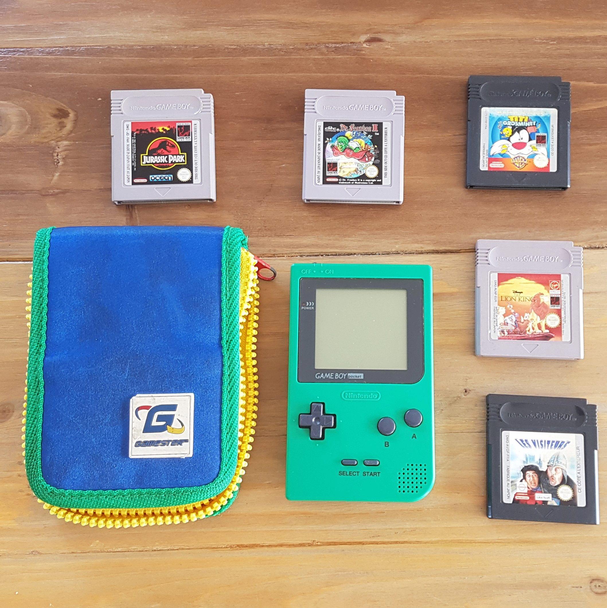 [VDS] Game boy pocket + 5 jeux Gb_poc12