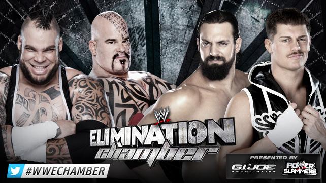 WWE Elimination Chamber du 17/02/2013 20130213