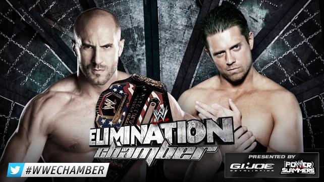WWE Elimination Chamber du 17/02/2013 20130214