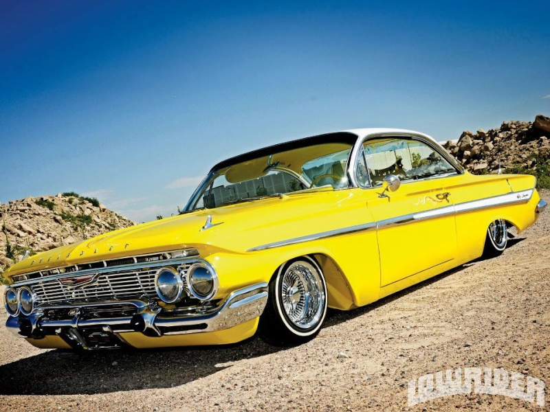 Chevrolet 1961 - 64 custom and mild custom 15047210