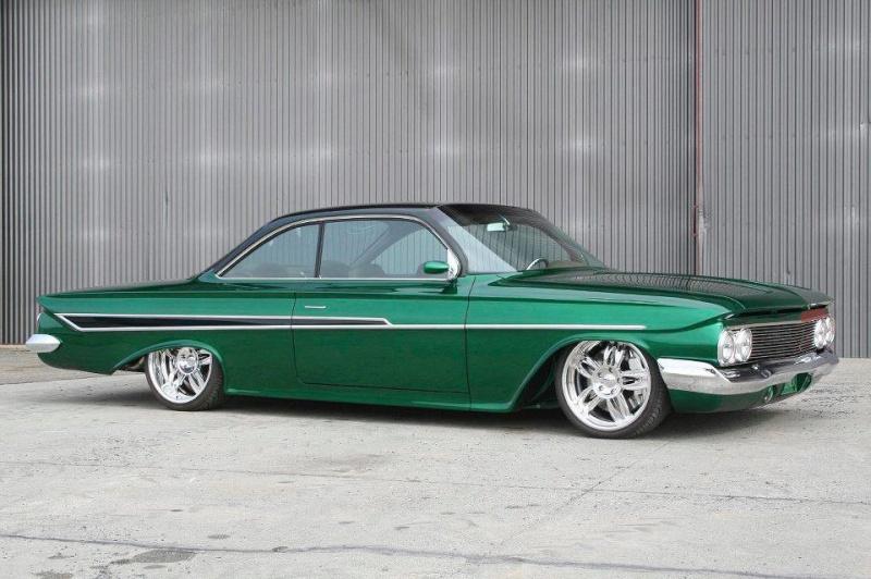 Chevrolet 1961 - 64 custom and mild custom 21757010