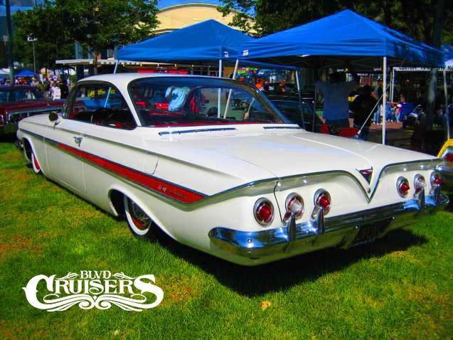 Chevrolet 1961 - 64 custom and mild custom 48105010