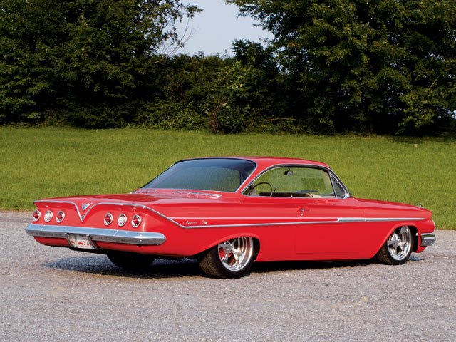 Chevrolet 1961 - 64 custom and mild custom 48373610