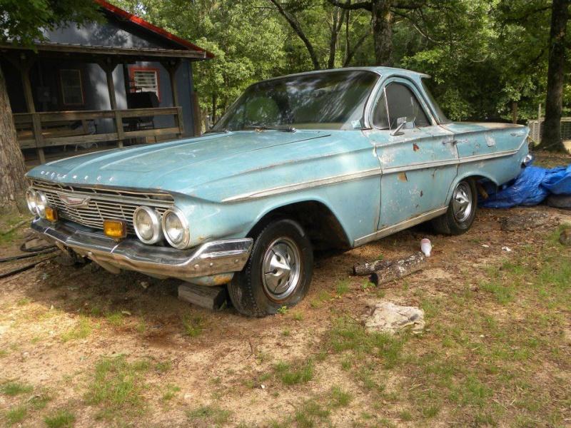 Chevrolet 1961 - 64 custom and mild custom 60605_10
