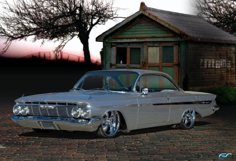 Chevrolet 1961 - 64 custom and mild custom 61_imp10