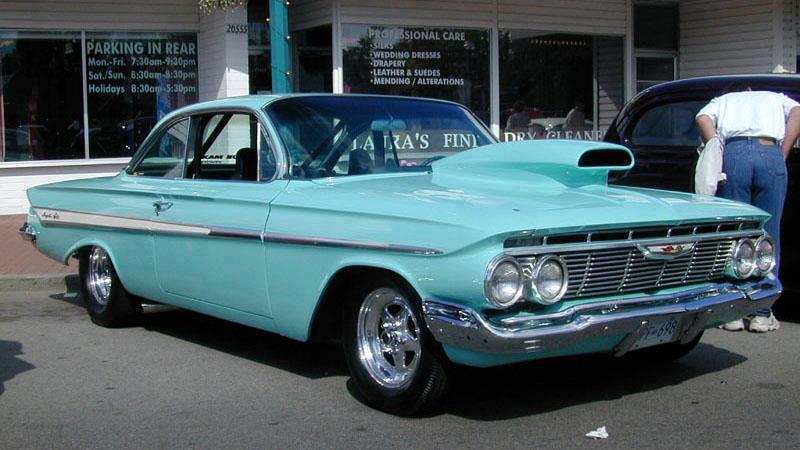 Chevrolet 1961 - 64 custom and mild custom 92292810